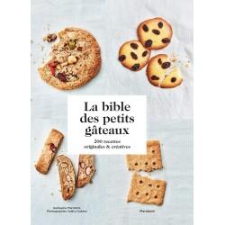 """Livre """"La bible des petits gâteaux"""""""
