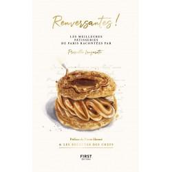 """Book """"Renversantes - Les meilleures pâtisseries de Paris"""""""