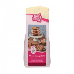 Mix for Chocolate Sponge Cake - 1kg