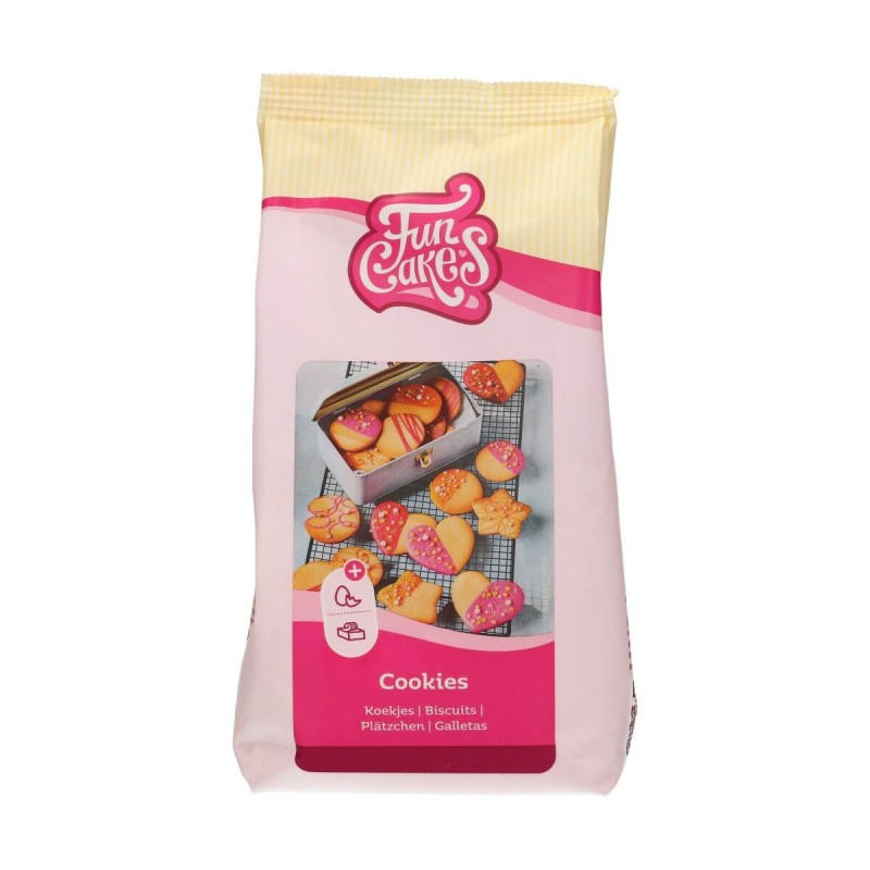Mix pour Cookies - 500g