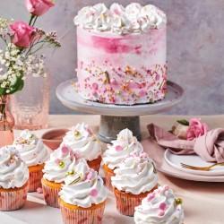 enchanted Cream, decoration, cupcakes