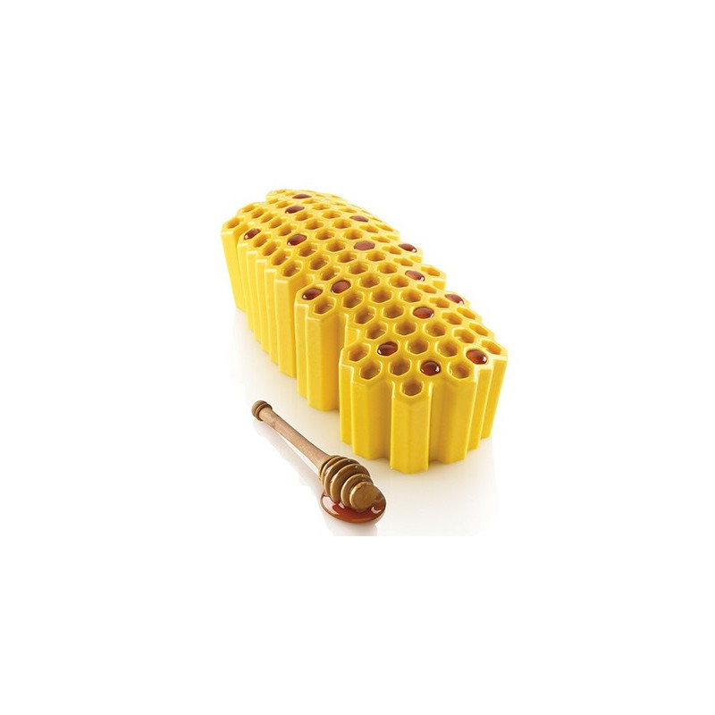"""Mold """"Beehive 1100"""" in silicone"""