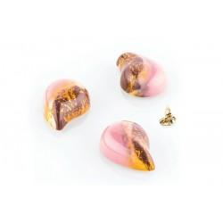 "Form ""Goccia-P"" für Schokolade aus Polycarbonat"