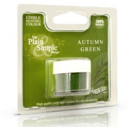 "Plain & Simple - Vert ""Autumn Green"" -3g"