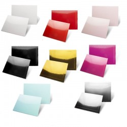 Cake Boards rectangular thin 30 x 25 cm in various colors