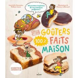 "Book ""Mes goûters 100% faits maison"""
