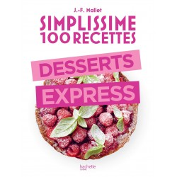 Livre Simplissime 100 recettes - dessert express