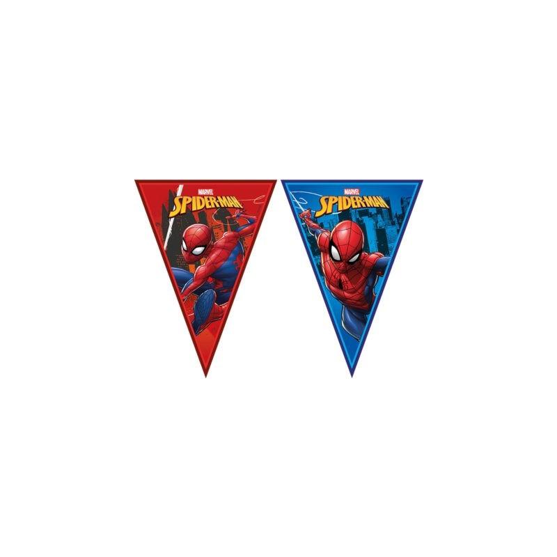 "Flag Banner ""Spiderman"""