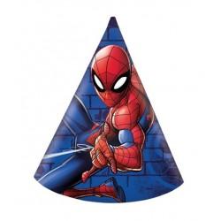 """6 Chapeaux """"Spiderman"""""""