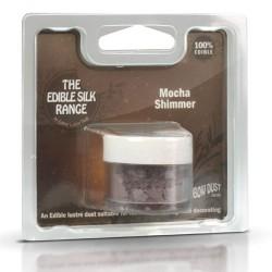 """Edible Silk - Poudre Colorante """"Reflet Mocca"""" -3g-"""