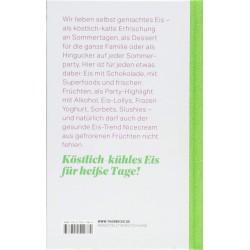 Deutsches Buch Eis, Sorbet & Nicecream
