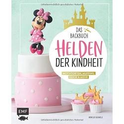 Deutsches Buch - Das Backbuch Helden der Kindheit