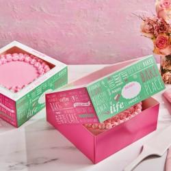 Boîtes à gâteaux différentes dimensions