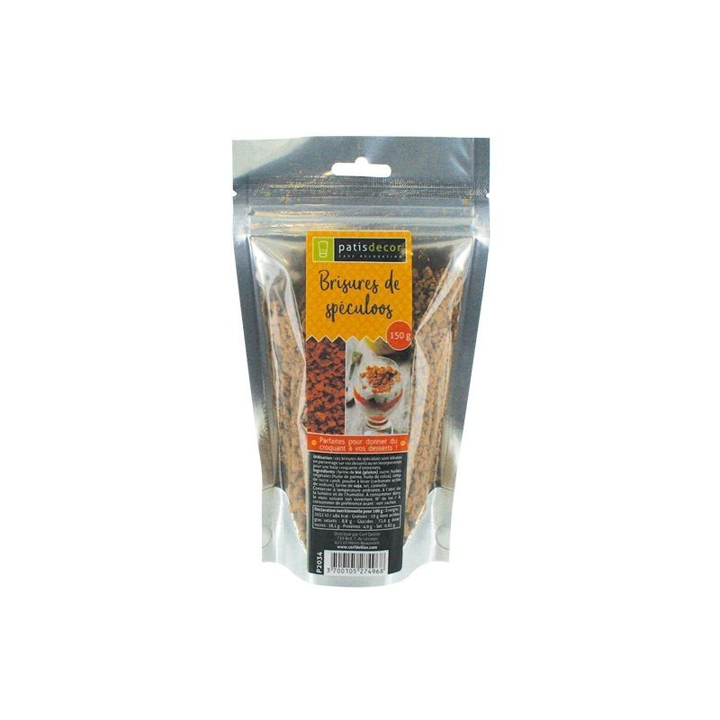 Speculoos chips - 150g