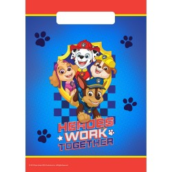 """8 Party bags """"Paw Patrol"""""""