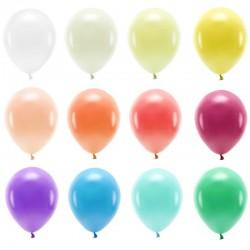 Ballons de 30 cm - diverses couleurs
