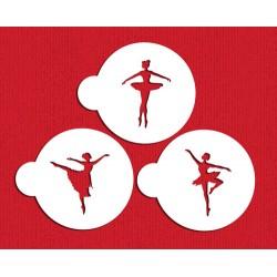ballerine Set/3 - 7cm