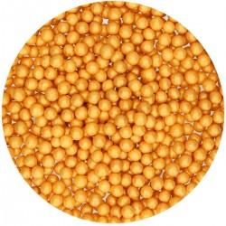 Soft Pearls gold in sugar