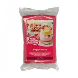 Pâte à Sucre Hot Pink - 250 g