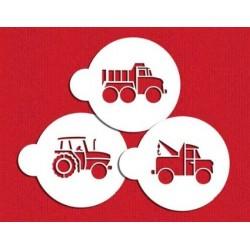 camions set/3 - 7cm