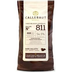 Chocolat Callets -Foncé- 1kg
