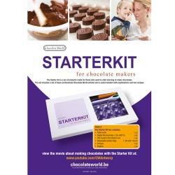 Kit de démarrage chocolat Set/6