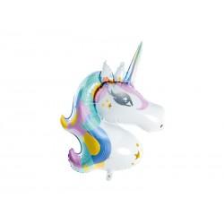 """3D Balloon """"Unicorn"""" in Aluminium"""