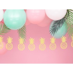 Gold Garland Pineapple
