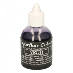 Colorant pour aérographe- violet