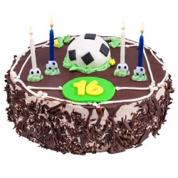 12 Candle Soccer