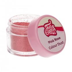 Pulverfarbstoff Rosa