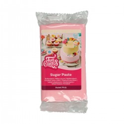 Pâte à Sucre Sweet Pink 250gr