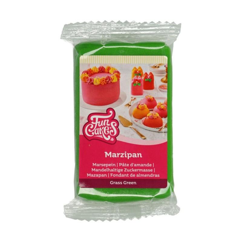Marzipan Grass Green - 250g