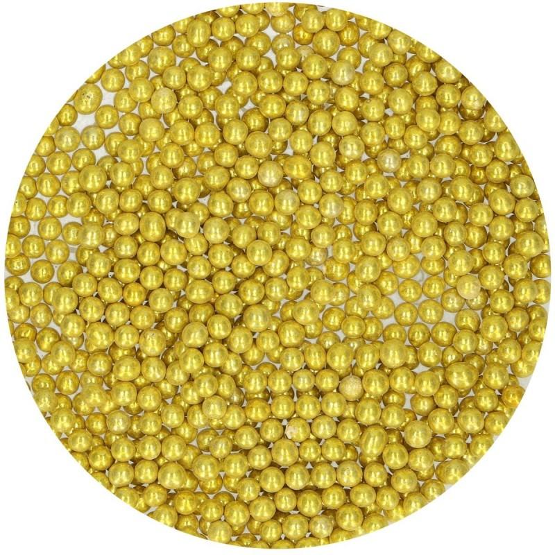 Sugarpearls -Metallic Gold- 80g