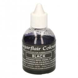 Colorant pour aérographe- noir