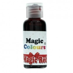 "Colorant gel ""Magic Red"" rouge - 32g"