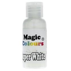 "Colorant gel ""Super White"" Blanc - 32g"