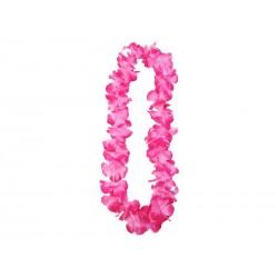 Blumenkette Hawaï rosa