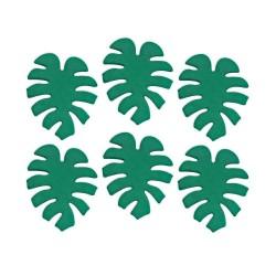 Deco sugar Palm leaves