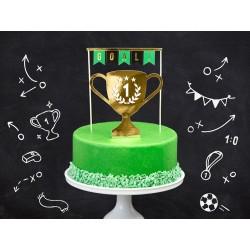 Cake Topper Football