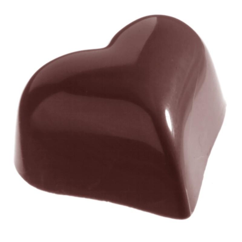 Polykarbonat Schokoladenform - Herz