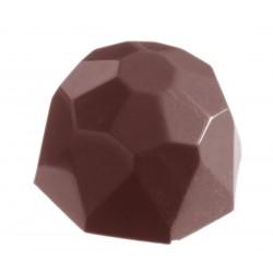 Polykarbonat Schokoladenform - Rauten