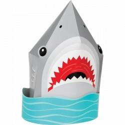 Centre de table 3D Requin