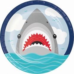 8 Plates Shark