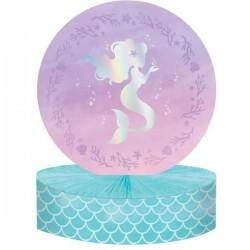Table decoration 3D Mermaid