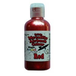 "Airbrush Métalique ""Red"" Rouge - 55ml"