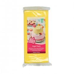 Pâte à sucre Mellow Yellow - 1kg