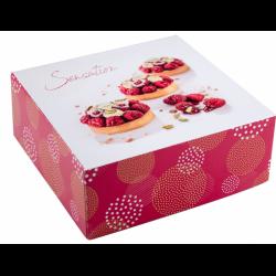 Dessert boxes Pauline of choice