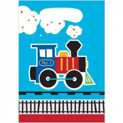 8 Party bags Train