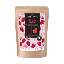 Valrhona Strawberry Inspiration Blanket